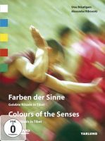 Farben der Sinne, m. DVD .   Colours of the Senses, w. DVD .